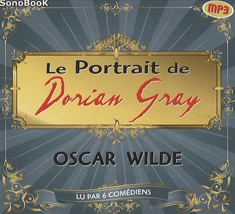 Le portrait de Dorian Gray  avec 1 CD audio MP3
