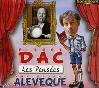 Christophe Alévêque - Les Pensées de Pierre Dac. 2 CD audio