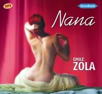 Emile Zola - Nana. 2 CD audio MP3