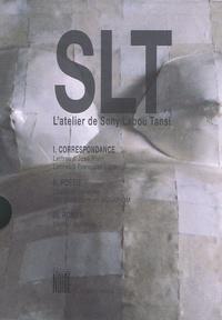 Sony Labou Tansi - L'atelier de Sony Labou Tansi - Coffret 3 volumes : Correspondance, poèsie,roman.