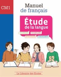 Sonya Kheloufi - Français CM1 - Manuel, étude de la langue.