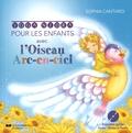 Sophia Cantardi - Yoga Nidra pour les enfants avec l'oiseau arc-en-ciel. 1 CD audio