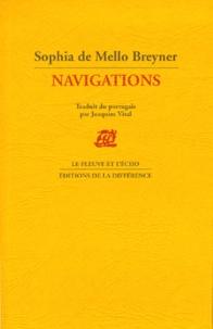 Sophia de Mello Breyner - Navigations - Poèmes.