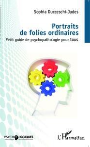 Deedr.fr Portraits de folies ordinaires - Petit guide de psychopathologie pour tous Image