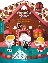 Hansel et Gretel - Avec des autocollants et des jeux amusants.pdf