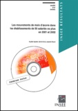 Sophie Agodor et Sylvie Grcic - Les mouvements de main d'oeuvre dans les établissements de 50 salariés ou plus en 2001 et 2002. 1 Cédérom