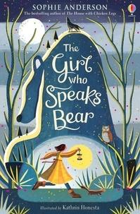 Accentsonline.fr The girl who speaks bear Image