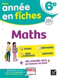 Sophie André et Laurence Lamarche - Maths 6e - fiches de révision & exercices.