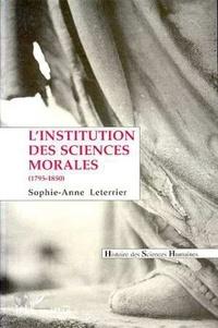 Sophie-Anne Leterrier - .