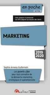 Sophie Anneau Guillemain - Marketing.