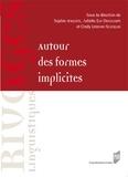 Sophie Anquetil et Juliette Elie-Deschamps - Autour des formes implicites.
