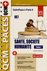 Santé, société, humanité UE7 - Tome 1 optimisé pour Paris 6.pdf