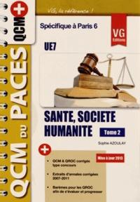 Santé, société, humanité UE7 - Tome 2 optimisé pour Paris 6.pdf