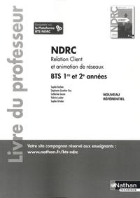 Checkpointfrance.fr Relation client et animation de réseaux BTS NDRC 1re & 2e années - Livre du professeur Image