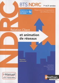 Sophie Barbier et Stéphanie Gauthier Roy - Relation client et animation de réseaux BTS NDRC 1re et 2e années.