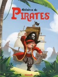 Sophie Belin et Ginou Jussel - Histoires de pirates.