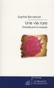 Goodtastepolice.fr Une vie rare - Grandie par la maladie Image