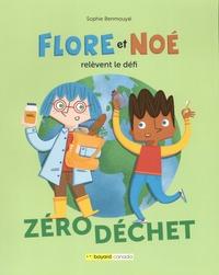 Sophie Benmouyal - Flore et Noé relèvent le défi zéro déchet.