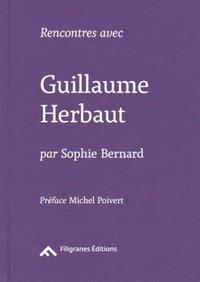 Sophie Bernard - Rencontres avec Guillaume Herbaut.