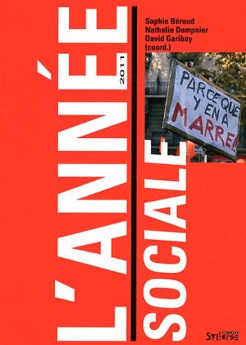 Sophie Béroud et Nathalie Dompnier - L'année sociale.