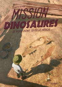 Sophie Blitman et  Dofresh - Mission Dinosaures.