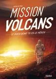 Sophie Blitman - Mission volcans.