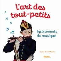Sophie Bordet-Pétillon - Instruments de musique.