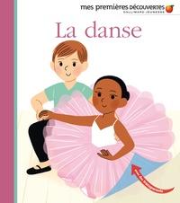Sophie Bordet-Pétillon et Elsa Fouquier - La danse.