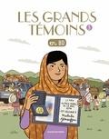 SOPHIE BORDET - PETILLON - Les Grands Temoins en BD , Tome 03 - Les grands temoins en BD.