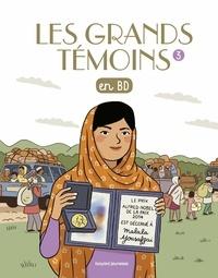 Sophie Bordet-Pétillon et Anne Bideault - Les Grands Temoins en BD , Tome 03 - Les grands temoins en BD.
