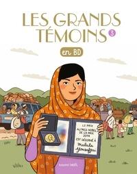 Sophie Bordet-Pétillon et Anne Bideault - Les grands témoins en BD Tome 3 : .