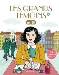 Sophie Bordet-Petillon - Les grands témoins en BD Tome 4 : .