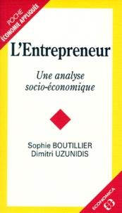Sophie Boutillier et Dimitri Uzunidis - .