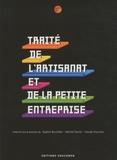 Sophie Boutillier - Traité de l'artisanat et de la petite entreprise.