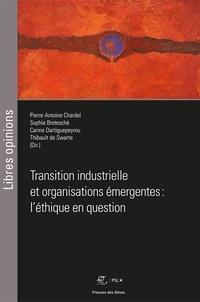 Sophie Bretesché et Pierre-Antoine Chardel - Transition industrielle et organisations émergentes : l'éthique en question.
