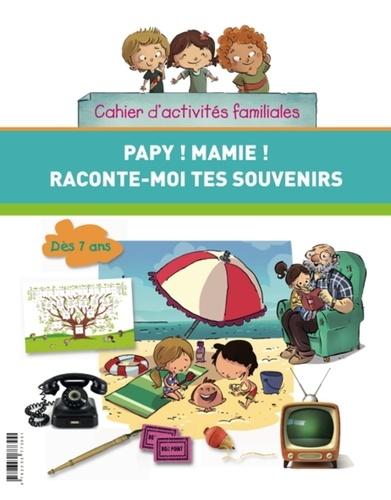 Papy Mamie Raconte Moi Tes Souvenirs Cahier Dactivités Familiales Inclus Un Arbre Généalogique à Remplir Album