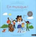 Sophie Caron et Maïa Guinard - En musique !. 1 CD audio
