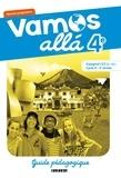 Sophie Castillo et Sandra Da Cruz - Espagnol 4e LV2 A1-A1+ Cycle 4 - 2e année Vamos allá - Guide pédagogique.