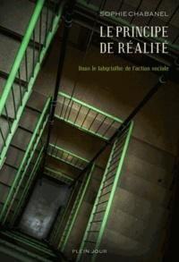 Sophie Chabanel - Le principe de réalité - Dans le labyrinthe de l'action sociale.