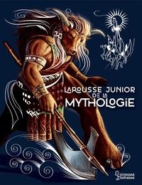 Sophie Chanourdie - Larousse junior de la Mythologie.