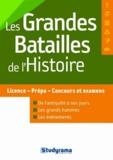 Sophie Chautard et Masri Feki - Les grandes batailles de l'histoire.