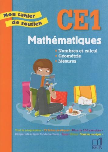 Sophie Chouraki et Magali Remadna - Mathématiques CE1.