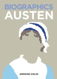Sophie Collins - Biographics Jane Austen - Les biographies visuelles.