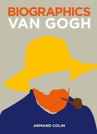 Sophie Collins - Biographics Van Gogh - Les biographies visuelles.