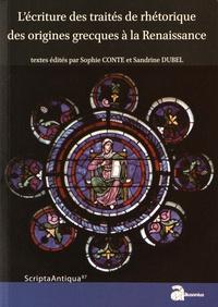 Histoiresdenlire.be L'écriture des traités de rhétorique des origines grecques à la Renaissance Image