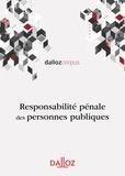 Sophie Corioland - Responsabilité pénale des personnes publiques.