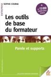 Sophie Courau - Les outils de base du formateur.
