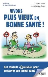 Checkpointfrance.fr Vivons plus vieux en bonne santé! - Des conseils au quotidien pour préserver son capital santé Image