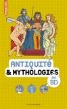 Sophie Crépon et Béatrice Veillon - Antiquité & mythologies en BD.