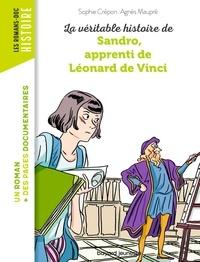 La véritable histoire de Sandro, apprenti de Léonard de Vinci.pdf